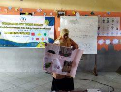 Perahu Edukasi Latih Guru RA di Parit Surabaya Kubu Raya