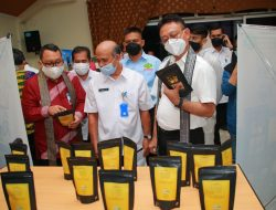 Launching Produk UMKM BDC Zamrud Khatulistiwa, Edi Kamtono Dorong Pelaku UMKM Bangkit Tumbuhkan Ekonomi