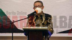 Harapan Gubernur Kalbar Saat Pelantikan DPW Perhiptani Kalbar