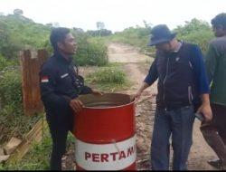 Kebocoran Limbah di Kuala Mandor A, PT Pundi Berdalih Hujan Sebabkan Jebolnya Tanggul
