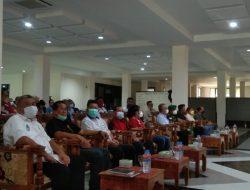 Wali Kota Singkawang Buka KLB PSSI Kota Singkawang