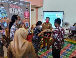 10 Peserta Ikuti Pelatihan Kerajinan dari Limbah Kayu