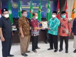 Jelang Muswil, LDII Minta Masukan PW Muhammadiyah Kalbar