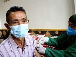 Capaian Vaksinasi Lansia di KKR di Bawah Lima Persen, Dinkes Gencarkan Vaksinasi