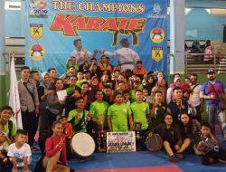 Raih 11 Emas, Untan Karate Club Berjaya di Kota Pontianak