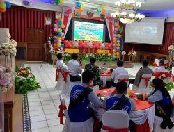 Puncak Peringatan HAN di Sanggau, Paolus Hadi : Jangan Lagi Lakukan Kekerasan Pada Anak