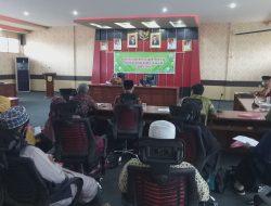 LPTQ Sanggau Gelar Orientasi Dewan Hakim