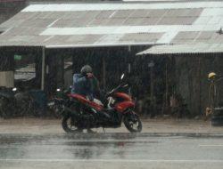 Curah Hujan Tinggi Sepekan Kedepan