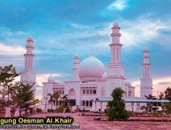 INI DAFTAR PETUGAS SALAT JUMAT 17 September di Masjid Kayong Utara