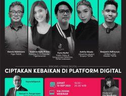 Merespon Bahaya Cyberbullying, Kemenkominfo dan GNLD Siberkreasi Libatkan Figur Publik dalam Kampanye Cerdas Bermedia Sosial