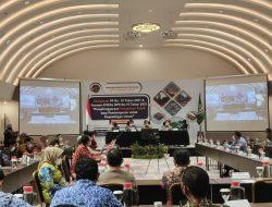 Ditjend PTPP Adakan Sosialisasi Peraturan Agraria Bersama Pemprov Kalbar dan Kalteng