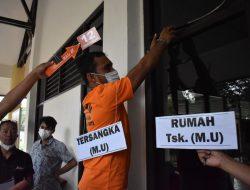 Rekonstruksi Pembunuhan Mega Timur, Tak Temukan Fakta Baru
