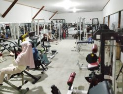 Tubuh Bugar di Era Pandemi, Aura Fitness Center Mempawah Kini Tampil Beda