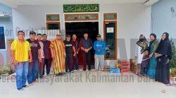 Ketapang Serantau Berbagi di Ponpes Maulana Sulthan Muhammad