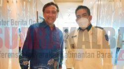 Dibuka Mendagri Tito Karnavian, Ketua APDESI Mempawah Hadiri Munas di Jakarta