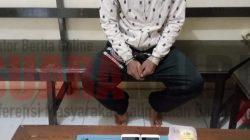 Polisi Sanggau Tangkap Pengedar Sabu