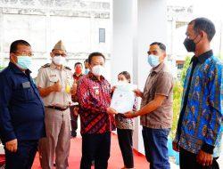 Peringatan Hari Agraria dan Tata Ruang, Wakil Bupati Landak Jadi Inspektur Upacara