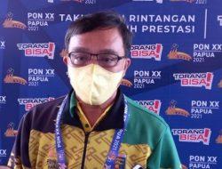 Lampung Kunci Posisi 10 Besar PON Papua