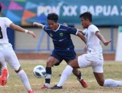 Bola Kaltim Menang Atas Jabar dengan Skor 1-0 di PON Papua, Yudhiantara: Tidak Beruntung