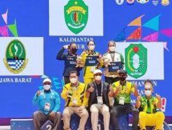 PON XX Papua: Medali Emas dari Cabor Angkat Besi Berhasil Diboyong Nelly ke Kaltim