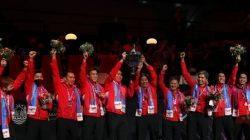 Indonesia Raih Kembali Piala Thomas Cup, Tokoh NU: Baru di Zaman Jokowi