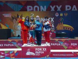 Raih Medali di PON XX Papua 2021, 3 Atlet Serang Diguyur Bonus