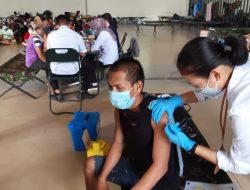 Pulang Dari Malaysia, 78 PMI Diperiksa Ketat Masuk Kalbar, Cegah Penyebaran Covid-19
