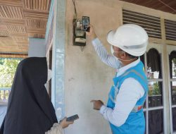 Fitur _Swacam_ di Aplikasi PLN Mobile Permudah Pelanggan Lakukan Catat Meter Secara Mandiri di Rumah