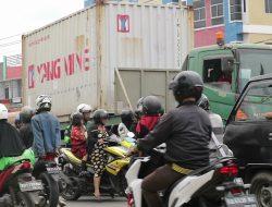 Kurangi Kemacetan, Dishub Kuburaya Akan Berlakukan Jam Operasional Kendaaran Besar