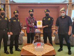 Barisan Pemuda Melayu Kalbar Temui Gubernur, Sutarmidji: Organisasi Harus Bermanfaat Bagi Masyarakat