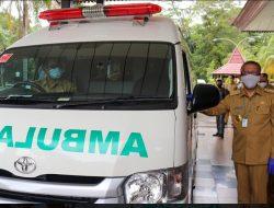 Dugaan Penyelewengan Anggaran Ambulance, Sutarmidji: Bukan Korupsi dan Saya Dukung Pemeriksaan Hingga Tuntas