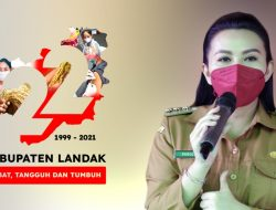 Pemkab Landak Rilis Logo Resmi Peringatan HUT ke-22 Kabupaten Landak