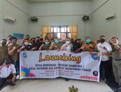 Antibar Jadi Desa Bersih Narkoba, Ini Ikrar Masyarakat yang Dipimpin Kepala Desa