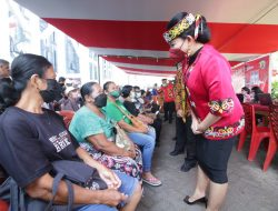 Gebyar Vaksinasi Sinovac, Hadiah Ulang Tahun Kabupaten Landak Untuk Masyarakat
